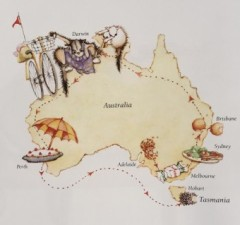 A- a reader's field trip to Australia