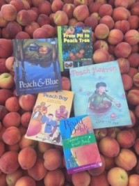 Peach Pleasure – Kid Lit (and recipes)