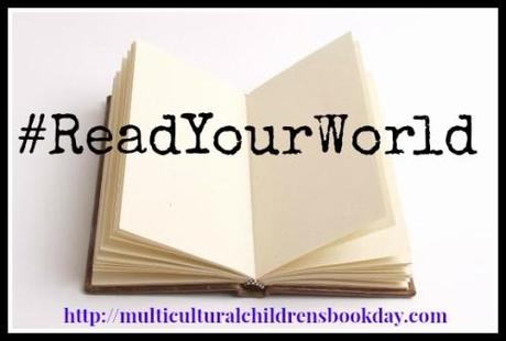 #ReadYourWorld on Multicultural Children's Book Day!