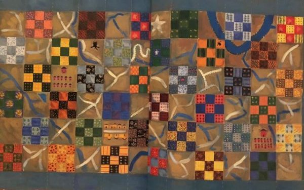 Q is for Quilts – Leading the way to freedom