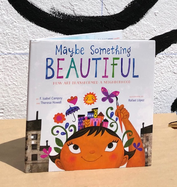 Maybe Something Beautiful – a mural comes to our town